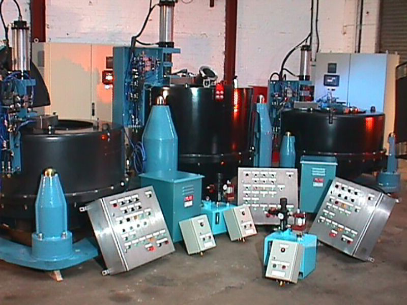 Display of Centrifuges and Centrifugal Equipment
