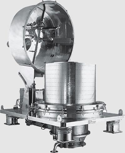 Vertical Centrifuge - Page Image